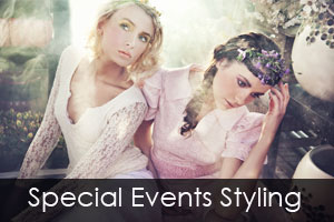 special events styling