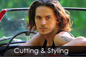 cutting & styling